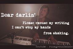 """Dear darlin"" Olly Murs | ""Wild"" Jessie J mashup cover by @Runagroundmusic #youtube http://www.youtube.com/watch?v=NyvdbiKHmhU"