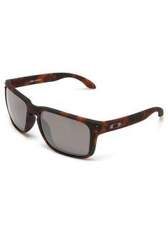 8f48ca481170e Óculos de Sol Oakley Holbrook XL Marrom
