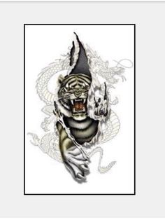 Anglo saxon god tiw with wolves edited simplified for Saxon warrior tattoos