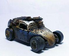 Custom Hot Wheels, Hot Wheels Cars, Custom Cars, Demolition Derby, Death Race, Mini S, Mad Max, Post Apocalyptic, Dieselpunk