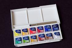 Winsor & Newton Cotman WaterColours Sketchers' Pocket Box