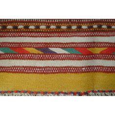 """Il """"Sa burra"""" è il tappeto tradizionale Sarulese, eseguito con il telaio verticale che veniva dato in dote dalle donne al figlio primogenito..."""