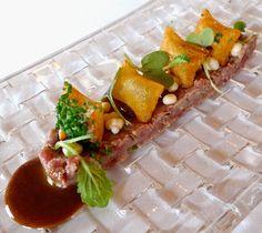 Receta Steak tartar 2009 de Joan Roca