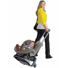 Baby Boot Camp stroller fitness program - Mom Picks: Mommy Must-Haves for Airplane Adventures