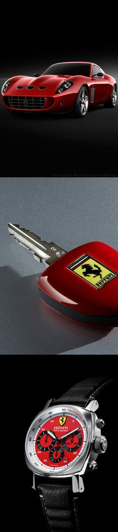 ♂ Ferrari from http://iphonecarbackgrounds.com/