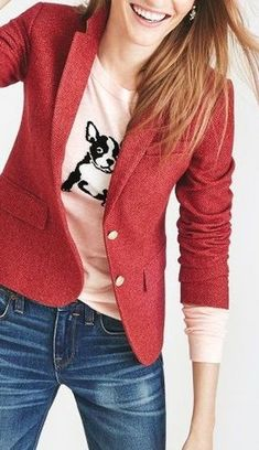 36 The Best Blazer Outfits Ideas For Women - Fashionmoe