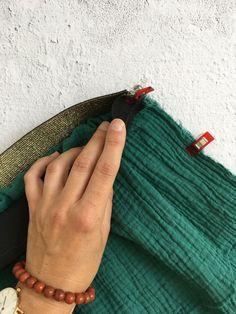 Coudre une jupe avec élastique – La méthode la plus facile et la plus rapide – Parfaite pour les débutants – Le blog de Caro Tricote