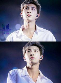 He's heaven on earth #rm #namjoon #bts
