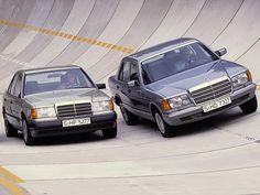 W124 & W126