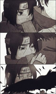 Itachi and Shisui