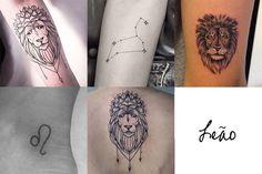 Quer fazer uma tatuagem do seu signo? Separamos mais de 60 ideias e inspirações de TATUAGENS DE SIGNO. Confira!