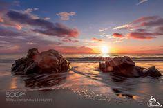 coucher de soleil à Mayotte by pierreriboulon1