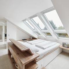 Charmant Dachgeschossausbau, Ratingen: Moderne Badezimmer Von Philip Kistner  Fotografie