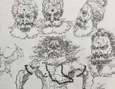 """Check out my @Behance project: """"Sadhu""""…"""