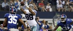 Escobar Happy To End Long Wait For A Breakout Game | Dallas Cowboys