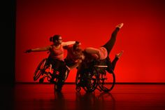 Linda Jasper reveals how U.Dance festival got more young disabled performers involved than ever before.