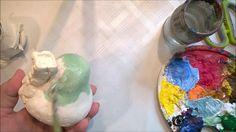Jak zrobić bajkowy domek z glinki - Pomysły plastyczne dla każdego