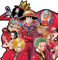 one piece 20 aniversario!! 2017**