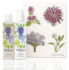 The ideal #MothersDay gift from @Crabtree & Evelyn UK  UK on #RegentStreet - the Wisteria Perfect Pair Gift Set - £25.00