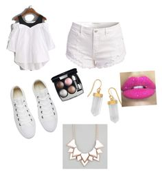 """""""Untitled #21"""" by ellaschaeffer31 on Polyvore featuring Converse, BillyTheTree, Full Tilt, Glitter Pink and Chanel"""