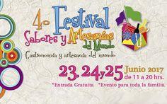4° Festival Sabores y Artesanías Las culturas y tradiciones de otras naciones visitantes siempre han sido bienvenidas y nunca fallan en provocar curiosidad e interés en el público mexicano, lo cual…