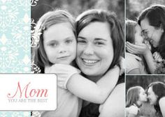 Mixbook Sweet Collage Mother's Day Cards