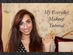 Everyday Makeup Tutorial | Bombay Rose
