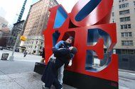 Love Is in the Air and in the Art - NYTimes.com