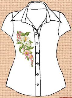 Заготовка для вишивки жіночої сорочки без рукавів (СЖБР-005) Літня  чарівниця fc3e015bbed10