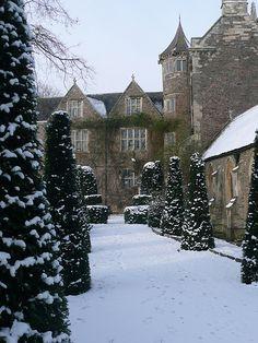 Hanham Court, South Gloucestershire, England