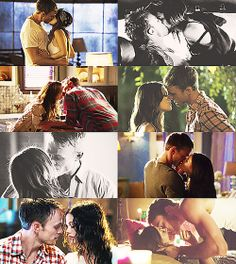 """Hart of Dixie #Zade """"You were freaking out. I thought I'd snap you out of it with my generic beer breath."""""""