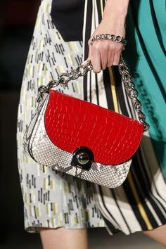 Prada Spring 2016 | @ my handbags | bags | Pinterest | Prada ...