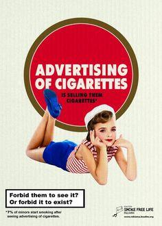 O que fazer quando as crianças estão expostas a propagandas que põem em risco sua saúde? Esta campanha da Bulgária traz algumas sugestões.