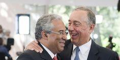 """Marcelo: """"O optimismo português é fundamental para enfrentar os problemas"""""""