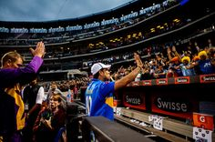 Cricket Exhibition at Citi Field Gets a Boost From Sachin Tendulkar - The New York Times