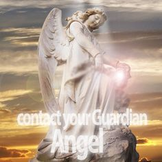Angel Magic Spells: Writing a Magical Letter to your <b>Guardian Angel</b>