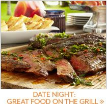 Date Night: Great Food on the Grill. (cooking classes)