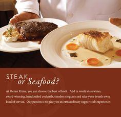 Ocean Prime | Award Winning Steakhouse | Best Seafood Restaurant | Denver, CO