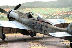 Tamiya 1/48 Fw 190 D-9 by Vic Scheuerman