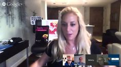 My very first Google Hangout panel webinar discussion thingy.