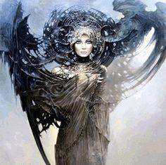 """""""Les femmes changent d'humeur avec la Lune….  Dansent avec les racines, le sang et les marées.  Les femmes chantent des chansons que seule l'âme peut entendre…  Et pleurent dans une langue oubliée depuis longtemps.  Les femmes détiennent la sagesse dans leur corps, et donnent naissance à des rêves en rythme avec la ruée de la rivière.  Les femmes savent comment être fluides. Les femmes savent quand il faut laisser aller la douleur, la douleur qui a toujours été trop lourde à partager."""
