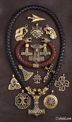 FOR VIKINGS • Original Handcrafted Bronze Jewelry. • Purchase Now in Three-Clicks. • Safe Transactions With PayPal. • Worldwide Shipping With Tracking Number. • Perfect Quality - Beautiful Cut! • US,CA delivery 2-7 days • EU,AU,NZ delivery 5-15 days • Worldwide delivery 15-30 days • You can place orde in our store >> www.chstd.com #wikinger #vikingblood #mjölnir #oldways #berserker #norsemythology #jewellerystore #vikingstyle