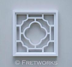 Quatrefoil Panel No. 8101 from Fretworks Designs