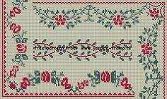 Old Patterns-Ancien Grilles-Gráficos Antigos - LovingCrossStitch - Picasa Web Album