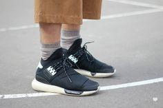J'aime tout chez toi - Yohji Yamamoto sneakers
