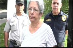 Madre Del Senador De Montecristi Heinz Vieluf Habla De Como La Atracaron En Su Propia Casa