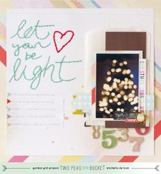Let Your Heart Be Light | Two Peas in a Bucket