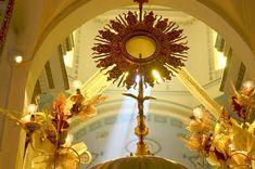 Imágenes religiosas de Galilea: Jesús Sacramentado