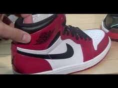 c792566c6403 Nike Air Jordan 1 White Black Red Spring 2013 Retro First Look www. defynewyork.com