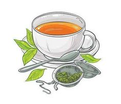 5 Herbal Teas You Don't Have in Your Pantry That It's Time to Add Tea Strainer, Fun Cup, Herbal Tea, Name Cards, Country Life, Pantry, Cool Things To Buy, Herbalism, Art Drawings